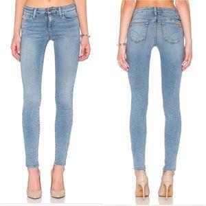 Broken zipper Joe's Jeans Icon Skinny Cheri